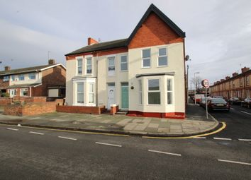 Thumbnail 3 bedroom semi-detached house for sale in Crosby Road South, Liverpool