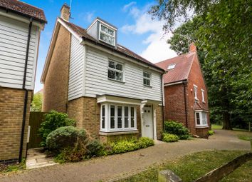 Thumbnail 4 bedroom detached house for sale in Heathcotes, Maidenbower, Crawley