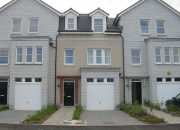 Thumbnail 4 bed terraced house to rent in Polmuir Gardens, Aberdeen