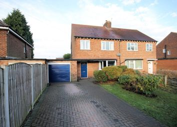 Thumbnail 3 bed property for sale in Manor Crescent, Knutsford