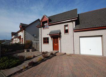 Thumbnail 3 bed semi-detached house for sale in Bain Avenue, Elgin, Elgin