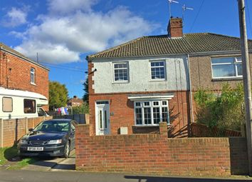 Thumbnail 2 bed semi-detached house for sale in Lime Road, Ferryhill