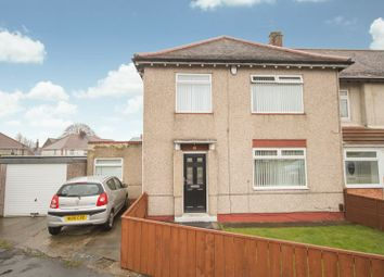 Thumbnail 3 bed semi-detached house for sale in Ayton Crescent, Eston, Middlesbrough