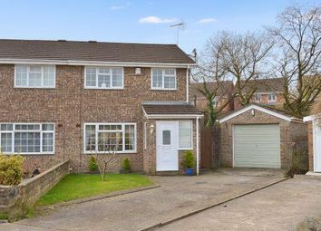 Thumbnail 3 bed semi-detached house for sale in Lon Robin Goch, Caerphilly