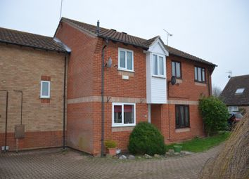 Thumbnail 2 bed terraced house for sale in Bredfield Close, Felixstowe