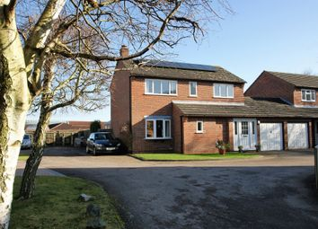 Thumbnail 4 bed link-detached house for sale in Penningtons, Thorley, Bishop's Stortford