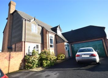 Thumbnail 4 bed detached house for sale in Kingsmead Drive, Torrington, Devon