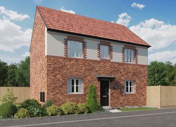 Thumbnail 3 bed detached house for sale in Wildings Croft, Fountain Lane, Davenham, Northwich
