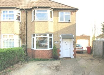 Thumbnail 3 bed semi-detached house for sale in Faraday Close, Slough