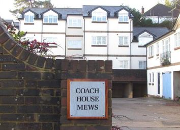Thumbnail 1 bed flat for sale in Coach House Mews, Mill Street, Redhill, Surrey