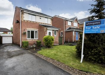 Thumbnail 3 bed detached house for sale in Bronte Court, Pontefract