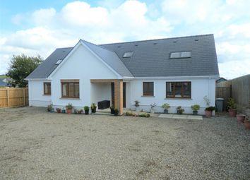 Thumbnail 5 bed detached bungalow for sale in Sarnau, Llandysul