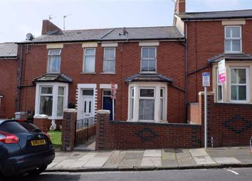 Thumbnail 3 bed terraced house to rent in Beatrice Road, Barry, Vale Of Glamorgan