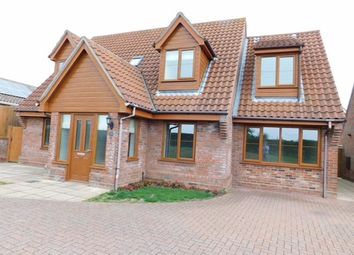 Thumbnail 4 bed detached house for sale in Poplar Hill, Stowmarket