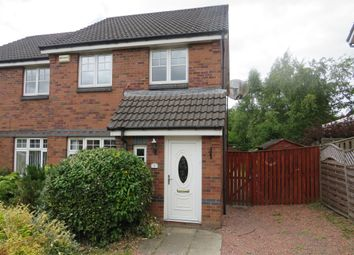 Thumbnail 3 bed semi-detached house for sale in Brookfield Drive, Robroyston, Glasgow