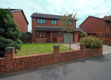 Thumbnail 4 bed detached house for sale in Brampton Lane, Armthorpe, Doncaster