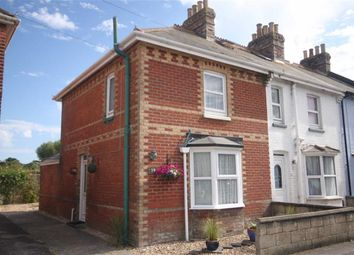 Thumbnail 2 bed end terrace house for sale in Portfield Road, Christchurch, Dorset