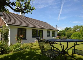 Thumbnail 3 bed detached bungalow for sale in Cury Cross Lanes, Helston, Cornwall