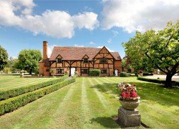 Thumbnail 4 bed detached house for sale in Winkfield Street, Winkfield, Windsor, Berkshire