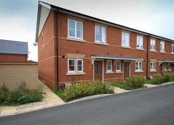 Thumbnail 3 bed end terrace house for sale in Highcross Place, Chertsey