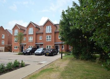 Thumbnail 4 bedroom terraced house to rent in Nicolls Close, Cholsey, Wallingford