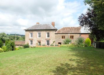 Thumbnail 4 bed detached house for sale in Rhea House, Bishops Frome, Worcester, Herefordshire