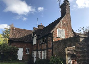 Thumbnail 3 bed semi-detached house to rent in Pilgrims Lane, Titsey, Surrey