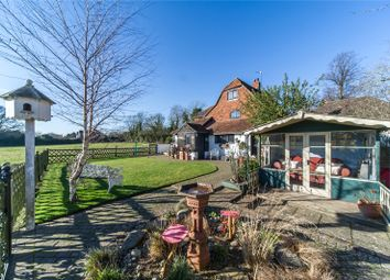 Thumbnail 4 bed detached house for sale in Hadlow Road, Tonbridge, Kent