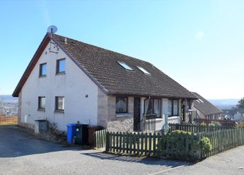 Thumbnail 2 bed semi-detached house for sale in Balnafettack Crescent, Inverness