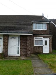 Thumbnail 2 bed flat to rent in Malwood Way, Maltby, Maltby, Rotherham
