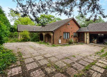 Thumbnail 4 bed detached bungalow for sale in Corfe Road, Stoborough, Wareham