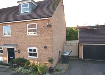 Thumbnail 3 bed terraced house for sale in Alchester Court, Towcester