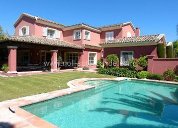 Thumbnail 4 bed villa for sale in B-Zone, Sotogrande Costa, Andalucia, Spain
