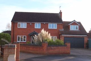 Thumbnail 5 bed detached house for sale in Byre Court, Westwoodside, Doncaster