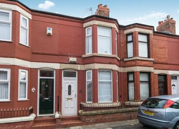 Thumbnail 2 bed property for sale in Clifford Street, Birkenhead, Merseyside