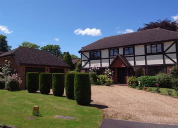 Thumbnail 5 bed property for sale in Kings Mead Park, Claygate, Esher