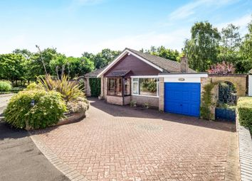 Thumbnail 3 bed detached bungalow for sale in Mosspaul Close, Leamington Spa