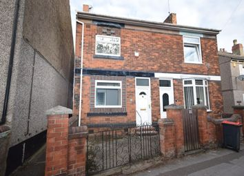 Thumbnail 2 bed terraced house for sale in Lindleys Lane, Kirkby-In-Ashfield, Nottingham