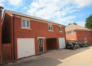 Thumbnail 2 bed property to rent in Brickworks Close, Speedwell, Bristol