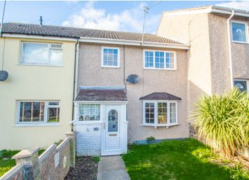 Thumbnail 3 bed terraced house for sale in Falcon Close, Haverhill, Suffolk