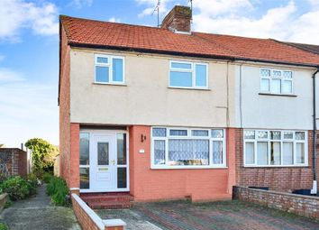 Thumbnail 3 bed end terrace house for sale in Southdownview Road, Worthing, West Sussex