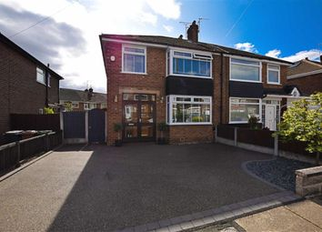 Thumbnail Semi-detached house for sale in Church Avenue, Denton, Manchester