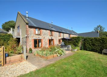 Thumbnail 4 bed semi-detached house for sale in Whitnage, Tiverton, Devon