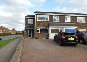 Thumbnail 4 bed semi-detached house for sale in Pretyman Avenue, Bacton, Stowmarket