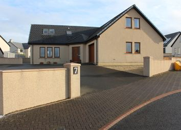 Thumbnail 4 bed detached house for sale in Weyland Drive, Kirkwall, Orkney