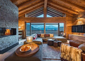 Thumbnail 4 bed property for sale in Alpin Roc, Verbier, Valais, Switzerland