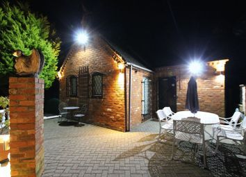 Thumbnail 3 bed barn conversion for sale in Stubby Lane, Draycott In The Clay, Ashbourne