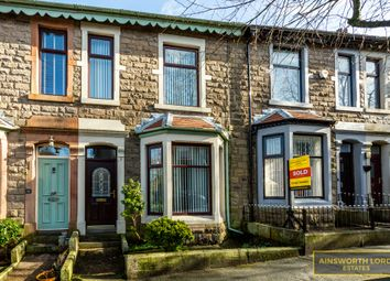 Thumbnail 3 bed terraced house for sale in Limes Avenue, Bold Vennture, Darwen