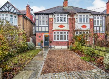 3 bed semi-detached house for sale in Boveney Road, London SE23