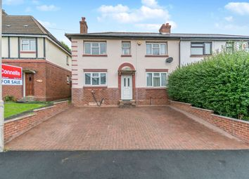 Thumbnail 3 bed semi-detached house for sale in Albright Road, Bearwood, Smethwick